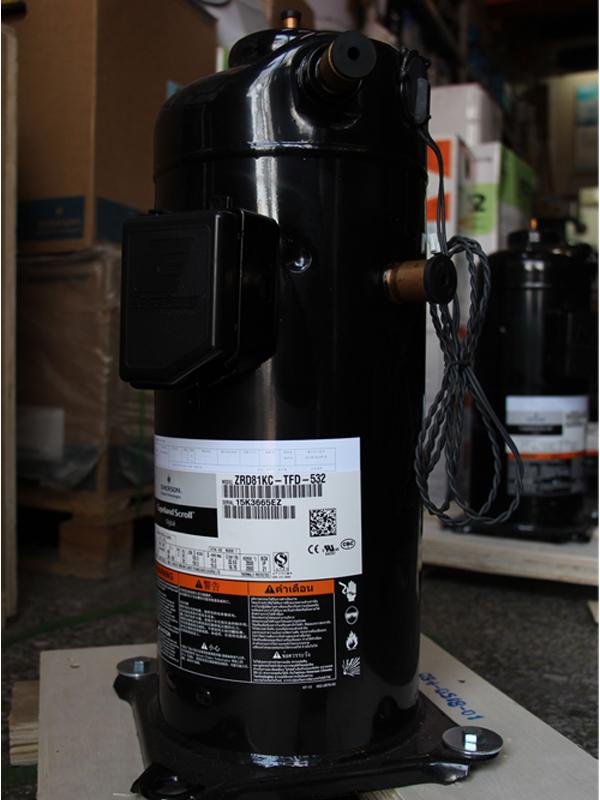 ZRD81KC-TFD-532谷轮压缩机 数码压缩机