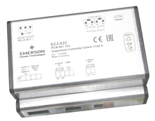 EC3-X33过热度控制器