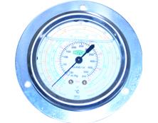 高压油表CLASS1.6-瑞士REFCO