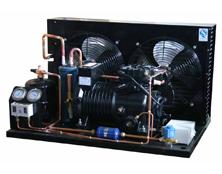 zhi冷机组 谷轮banfeng闭压suo机系列风冷冷凝机组
